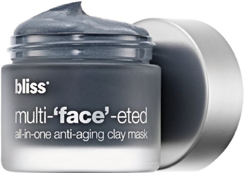Bliss Multi-'Face'-Eted All-In-One Anti-Aging Clay Mask 65ml