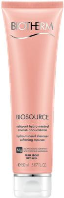 Biotherm Biosource Hydra Mineral Cleanser Softening Mousse