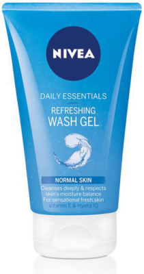 Nivea Refreshing Wash Gel