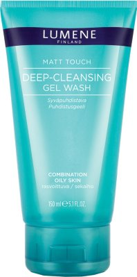 Lumene Matt Touch Deep-Cleansing Gel Wash
