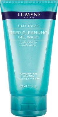 Lumene Matt Touch Deep-Cleansing Gel Wash