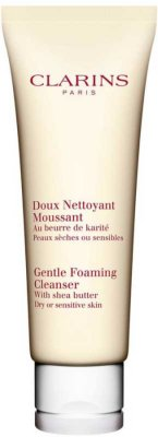 Clarins Gentle Foaming Cleanser Dry/Sensitive