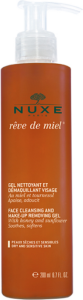 Nuxe Rêve de Miel Face & Make Up Cleansing Gel