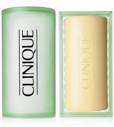 Clinique Facial Soap Mild With Dish 100ml