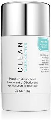Clean Warm Cotton Deodorant Stick
