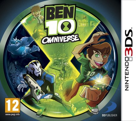 Ben 10 Omniverse til 3DS