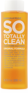Formula 10.0.6 So Totally Clean