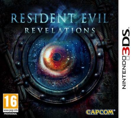 Resident Evil: Revelations til 3DS