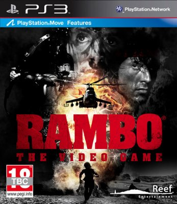Rambo: The Video Game til PlayStation 3