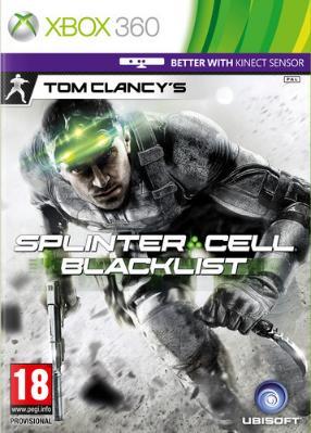 Tom Clancy's Splinter Cell: Blacklist til Xbox 360