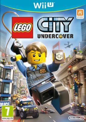 LEGO City Undercover til Wii U