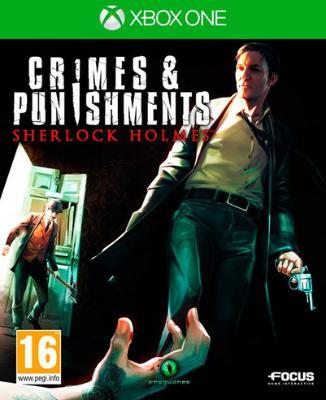 Sherlock Holmes: Crimes & Punishments til Xbox One