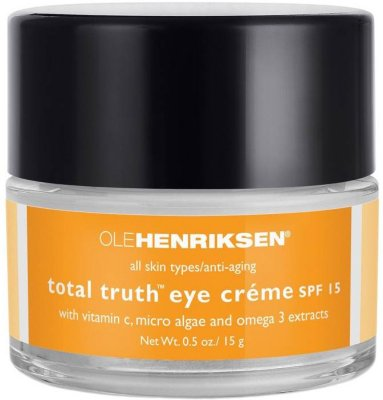 Ole Henriksen Total Truth Eye Creme SPF 15
