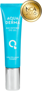 AquaDerma Age Defense Eye Gel