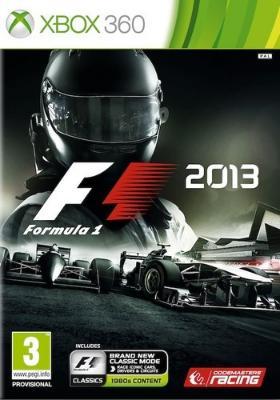 F1 2013 til Xbox 360