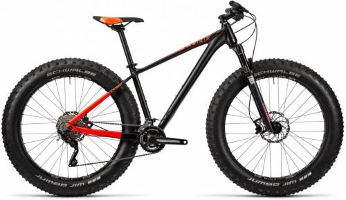 Cube Nutrail Fatbike (Unisex)