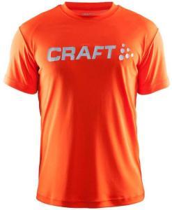 Craft Prime Logo T-skjorte (Herre)