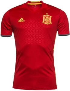 Adidas Spania Hjemmedrakt 2016/17