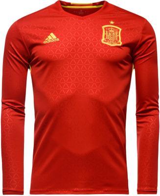 Adidas Spania Hjemmedrakt 2016/17  (Langermet)