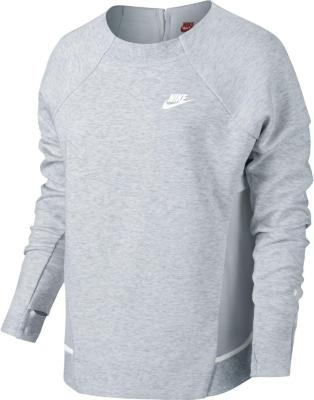 Nike Tech Fleece Mesh Crew (Dame)
