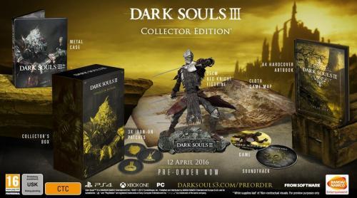 Dark Souls III Collectors Edition til PC