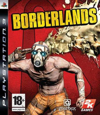 Borderlands til PlayStation 3