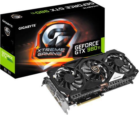 Gigabyte GeForce GTX 980 Ti Xtreme C 6GB