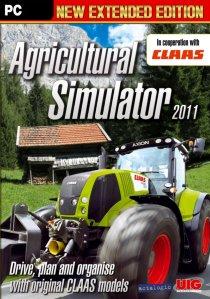 Agricultural Simulator 2011 til PC