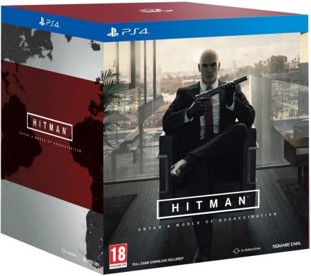 Hitman Collectors Edition PS4 til Playstation 4
