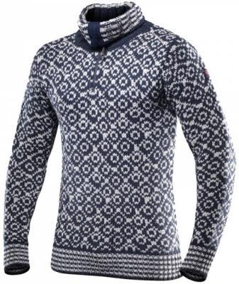 Devold Svalbard Sweater Zip Neck (Herre)