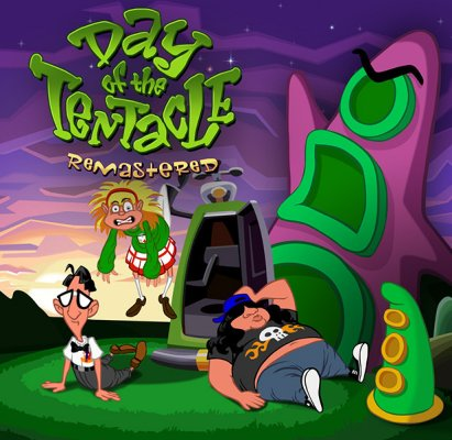 Day of the Tentacle Remastered til PC