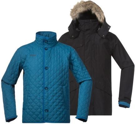 Bergans Aune 3-i-1 jakke