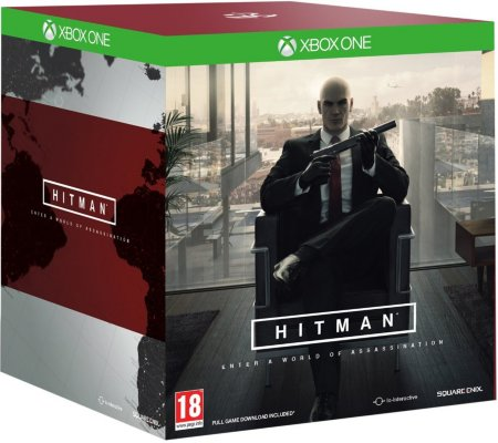 Hitman Collectors Edition Xbox One til Xbox One