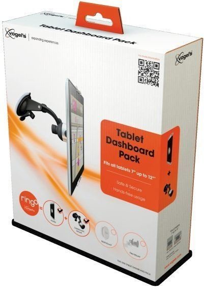Vogel's TMS 1050 RingO Tablet Dashboard Pack