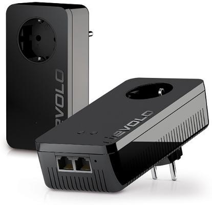Devolo DLAN 1200+ Pro Wifi AC Powerline Starter Kit