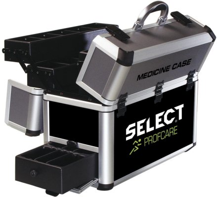 Select Aluminium Medisinkoffert