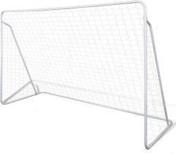 VidaXL Fotballmål 240x150cm