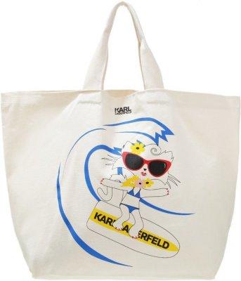 Karl Lagerfeld Shopping Bag (63KW3002)