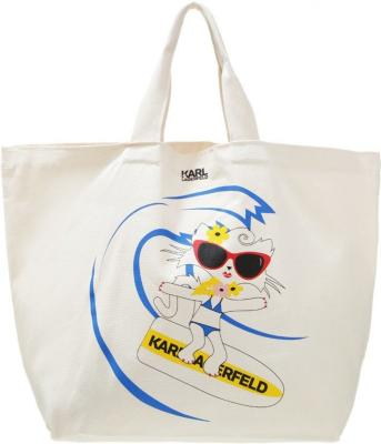 Karl Lagerfeld Shopping Bag (63KW3002)