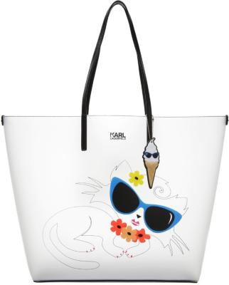 Karl Lagerfeld Shopping Bag (63KW3009)