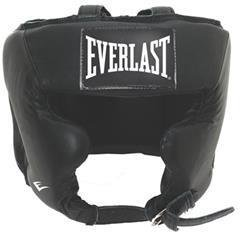 Everlast Traditional Headgear Boksehjelm