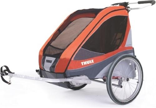 Thule Chariot Corsaire 1 + Cycle Kit