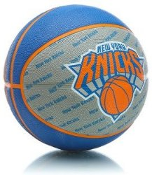 Spalding Team Ball New York Knicks (Str. 7)