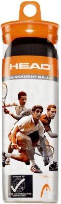 Head Tournament 3-pk Squashballer