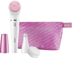 Braun SE832S Mini Epilator And Brush