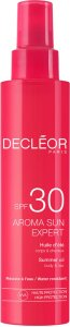 Decleor Aroma Sun Expert Summer Oil Body & Hair SPF30