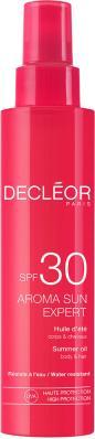 Decleor Aroma Sun Expert Summer Oil Body & Hair SPF30