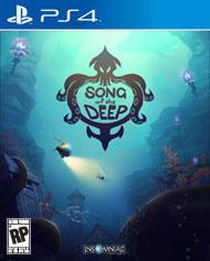 Song of the Deep til Playstation 4