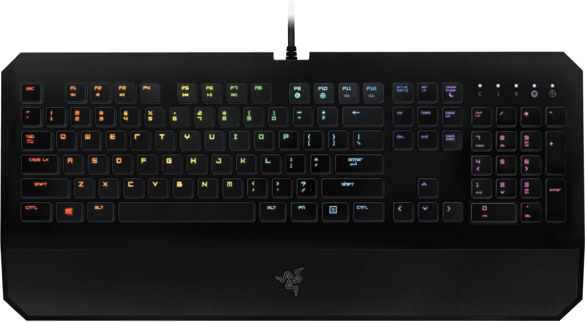 Razer DeathStalker Chroma Tastatur Komplett.no