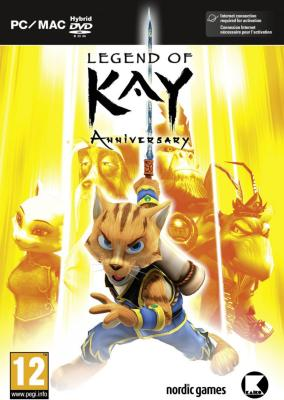 Legend of Kay Anniversary til PC